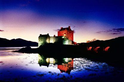 eilean_donan castle giclee limited edition print